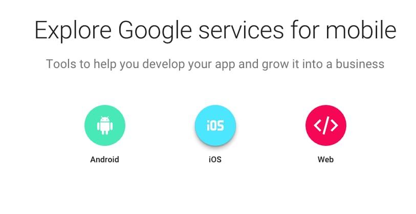Google Developers iOS