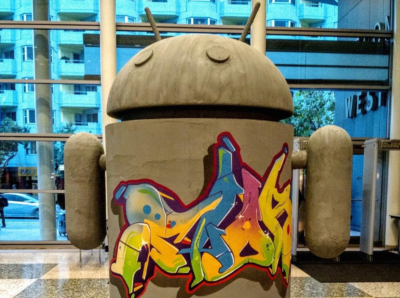 Google io Android