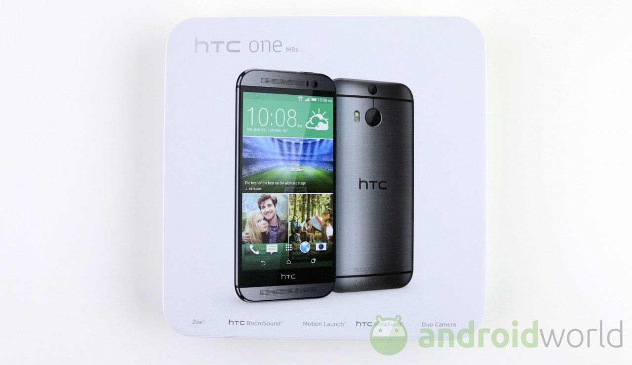 HTC One M8s  - 1