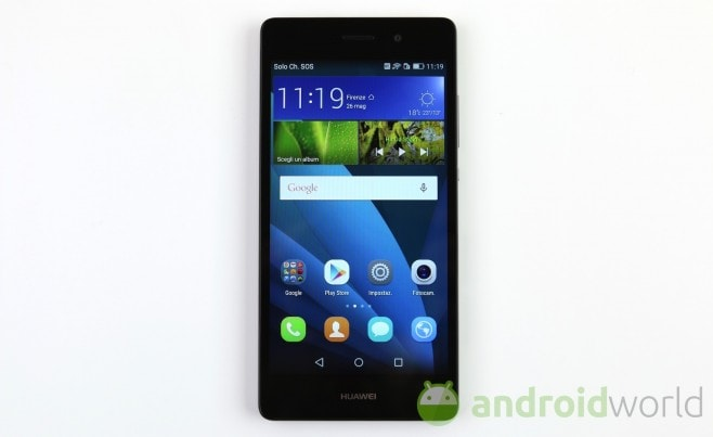 Huawei P8 Lite  - 1