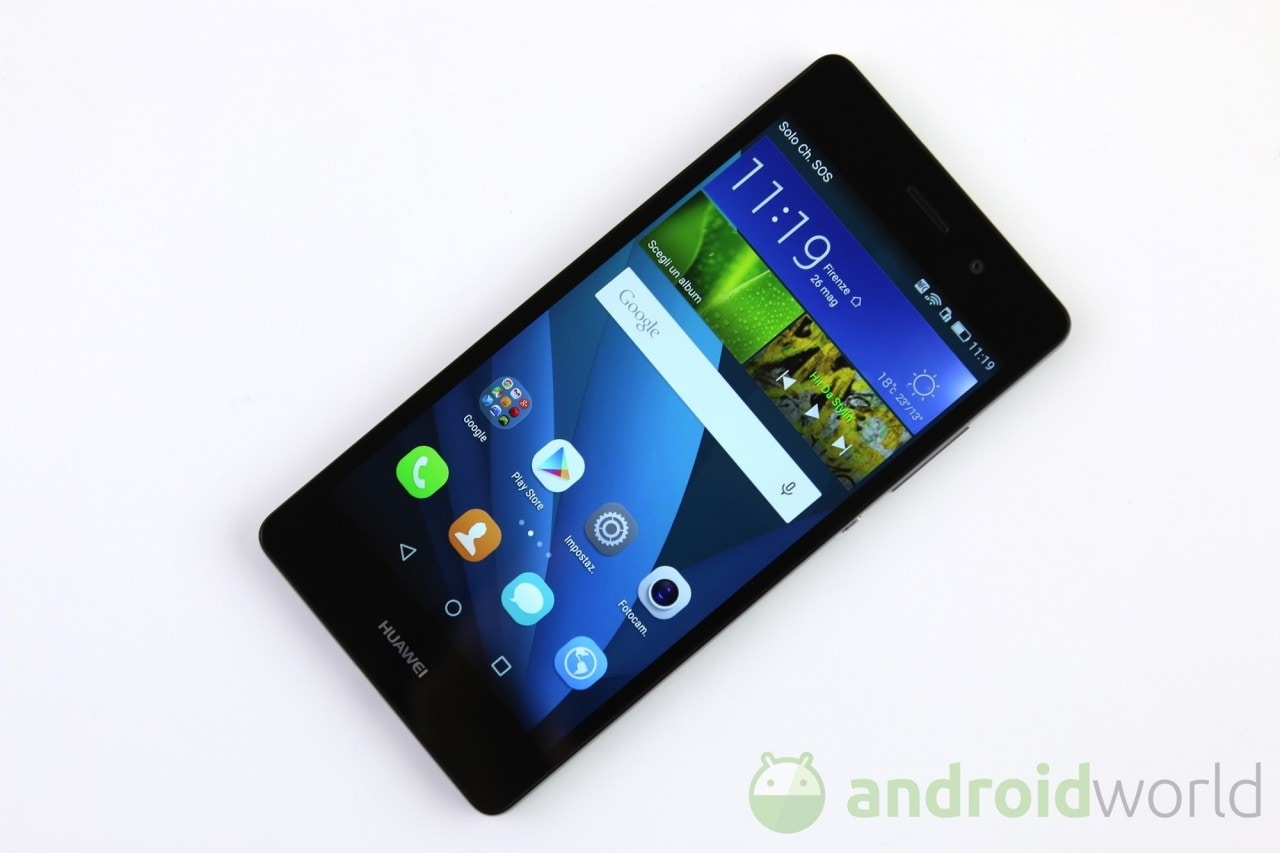 Huawei P8 Lite  - 2