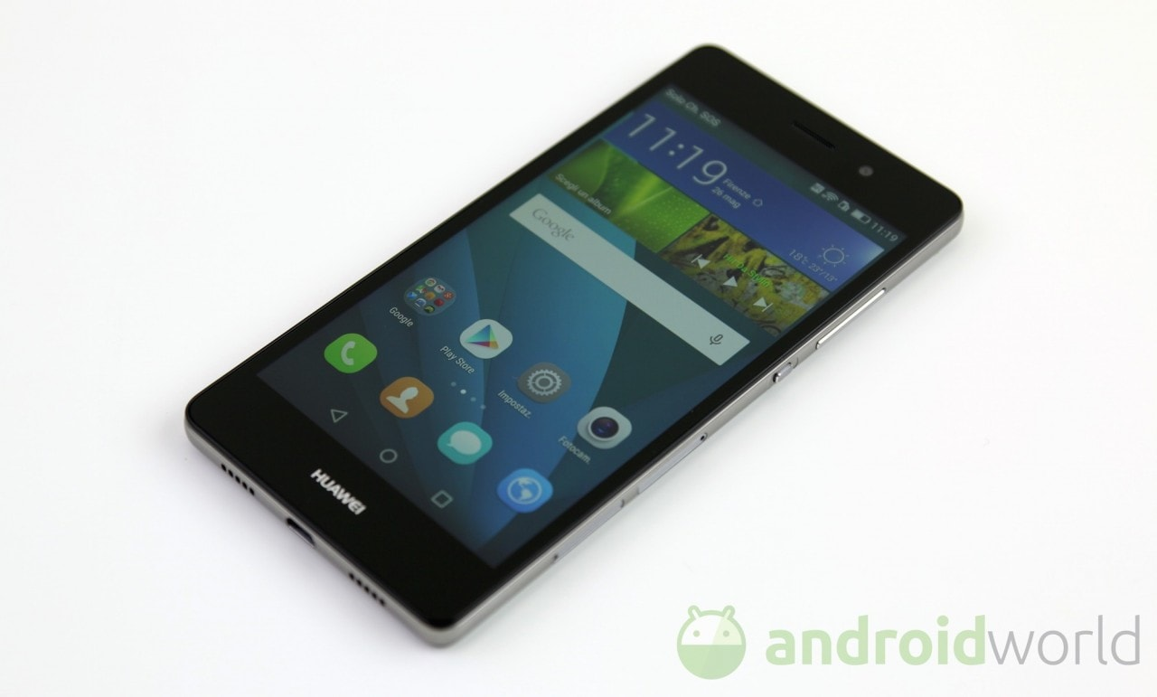 Huawei P8 Lite  - 3