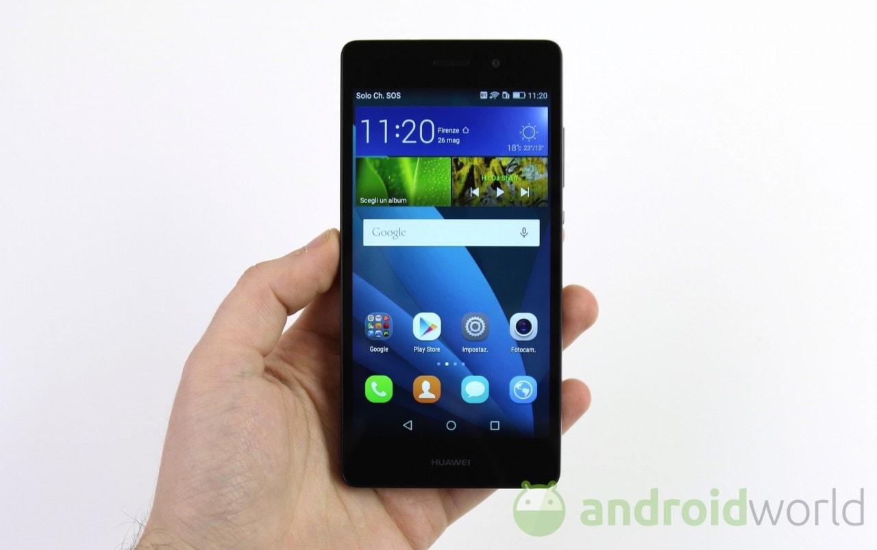 Huawei è già al lavoro su Android Marshmallow per P8 Lite