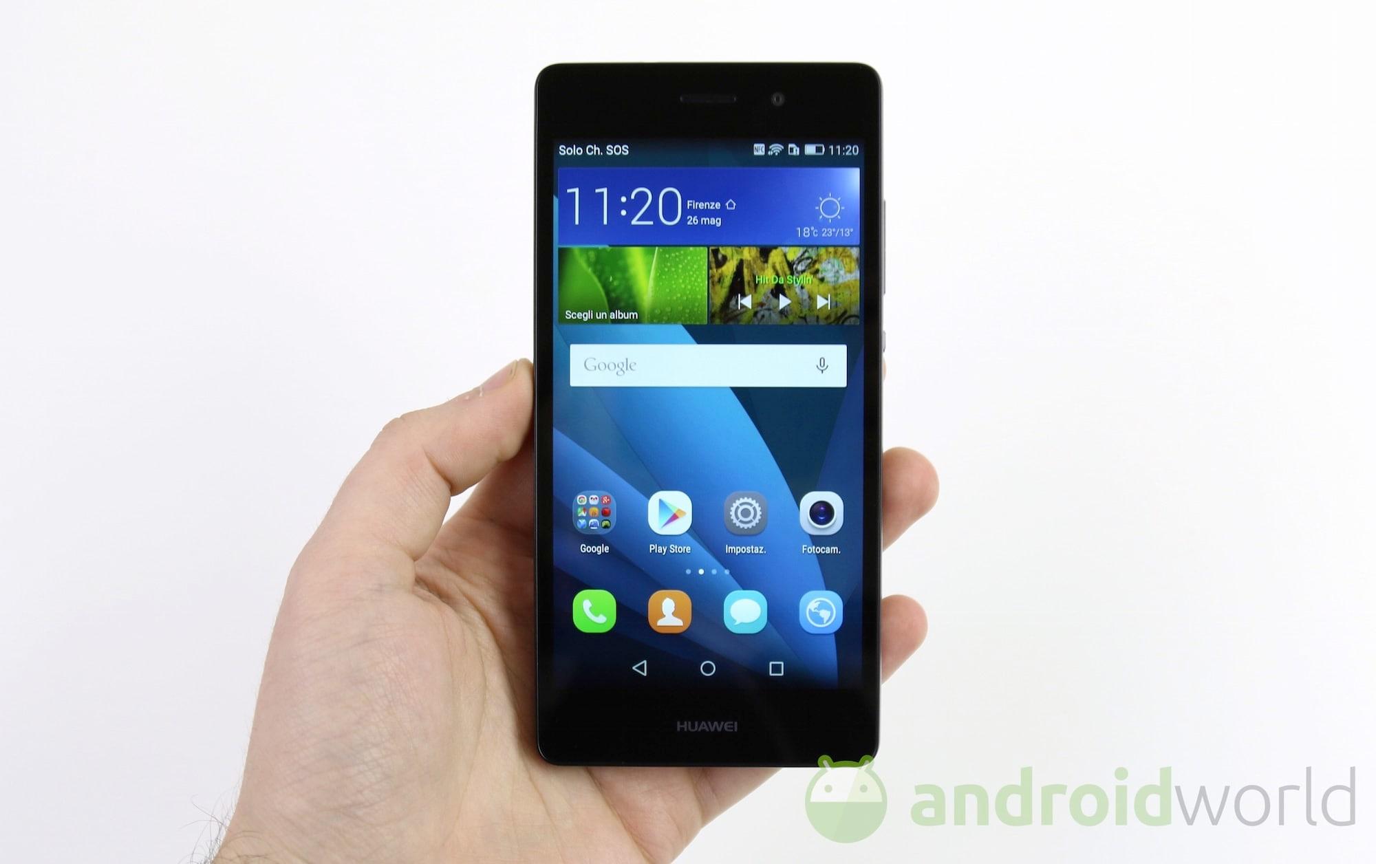 Huawei P8 Lite  – 8