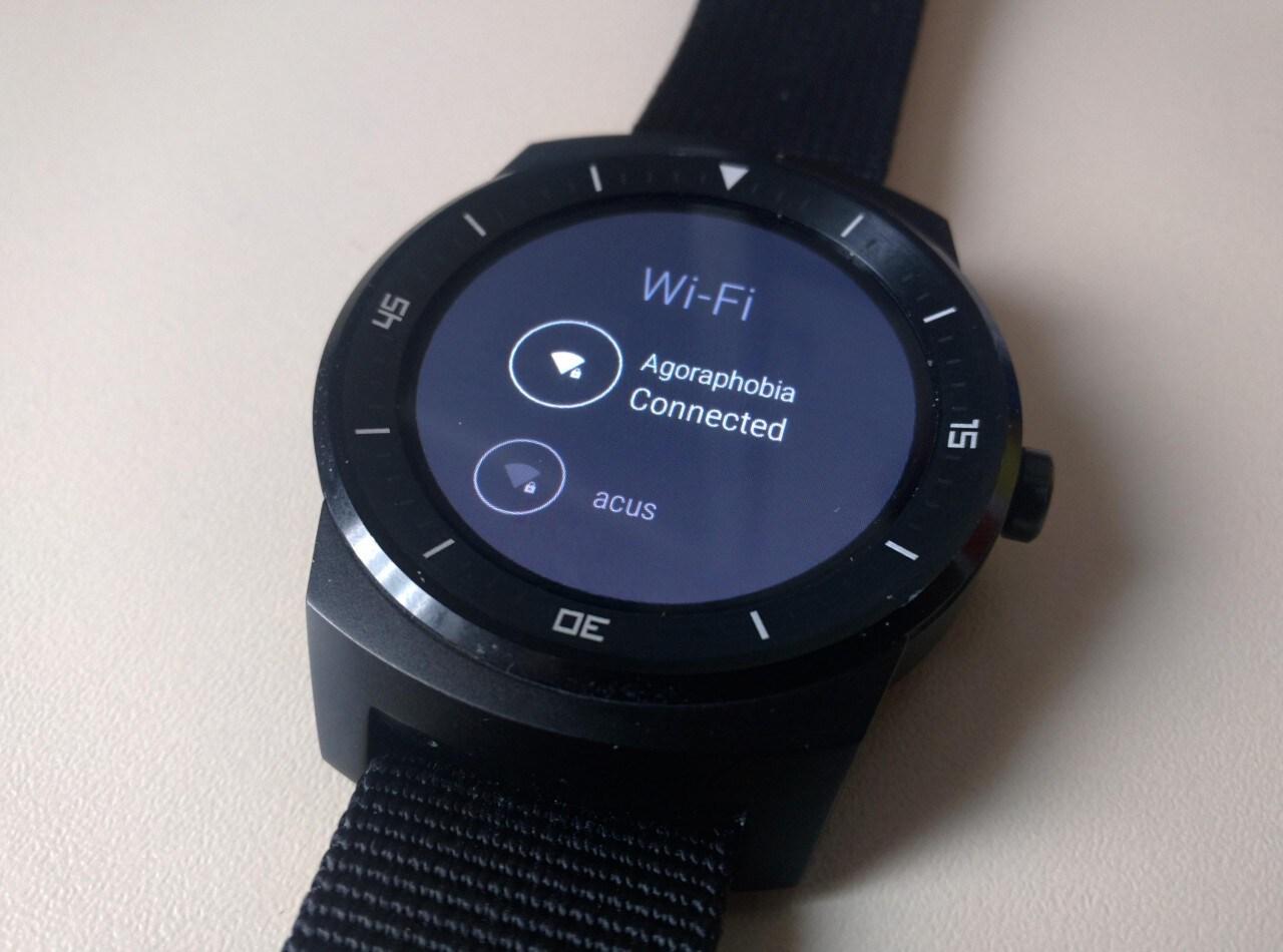 LG G Watch R Wi-Fi 2