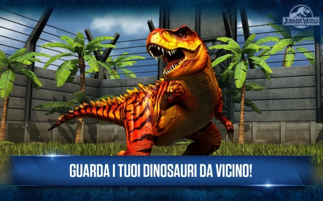 Jurassic World The Game Android - 2