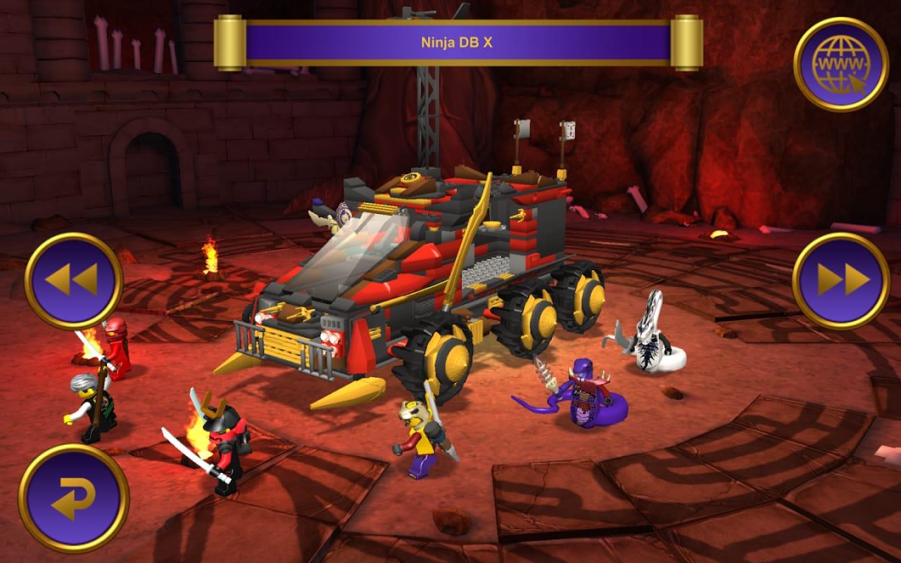 LEGO Ninjago Tournament disponibile gratuitamente sul Play Store (foto)