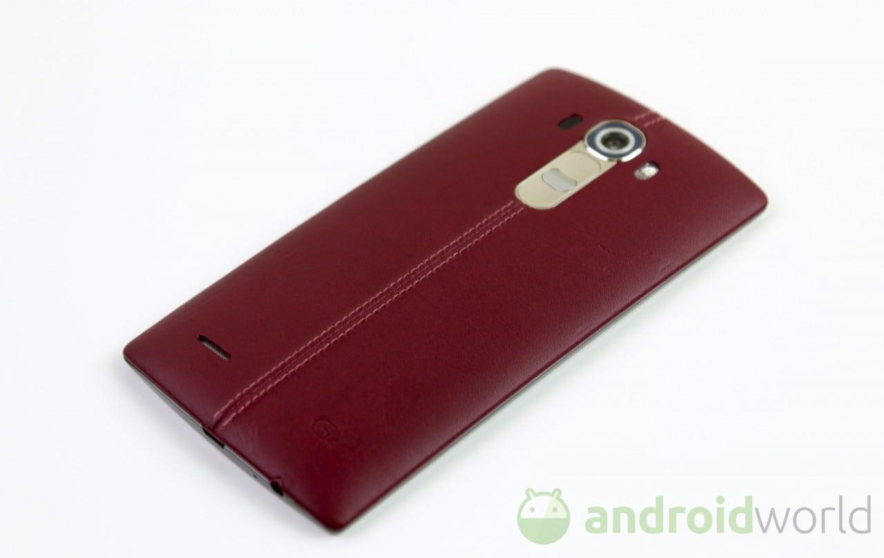 LG G4 si aggiorna promettendo il fix del touch