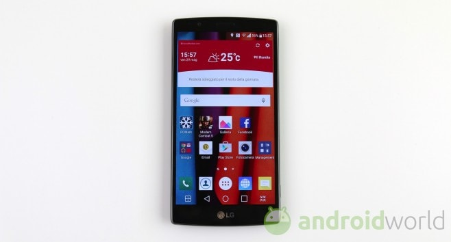LG G4 nero  - 1