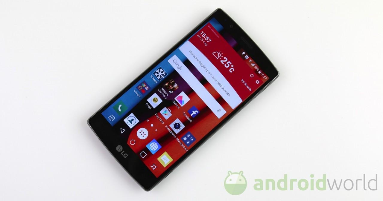 LG G4 nero  - 2