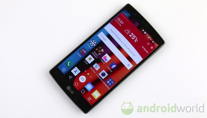 LG G4 nero  - 3