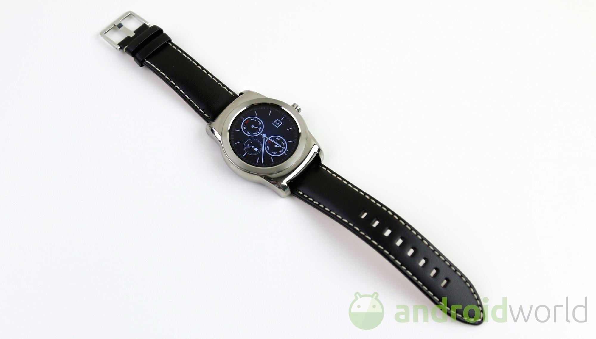 LG Watch Urbane  – 3