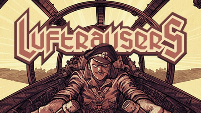 Luftrausers Android - 1