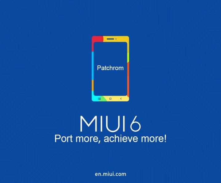 MIUI 6 disponibile