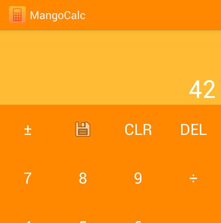 MangoCalc (head)