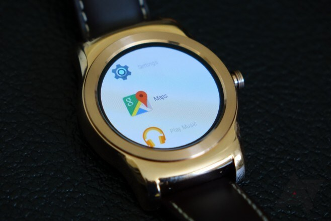Maps su Android Wear - 1
