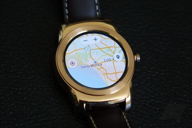 Maps su Android Wear - 6