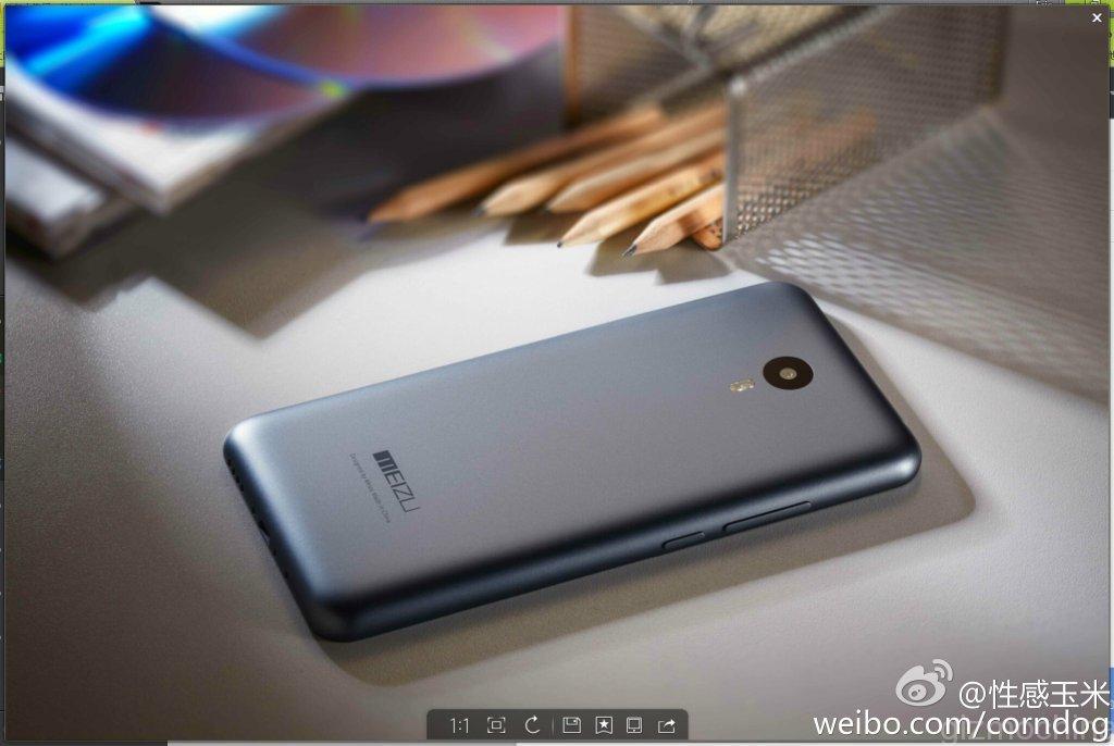 Meizu Blue Charm Note 2 svelato da una prima immagine