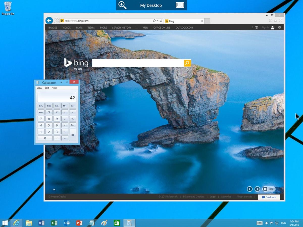 Microsoft Remote Desktop nuova UI - 2