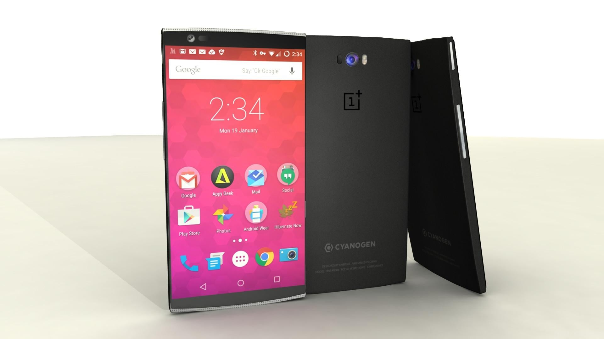 oneplus two con snapdragon 810 possibile prezzo in cina. Black Bedroom Furniture Sets. Home Design Ideas