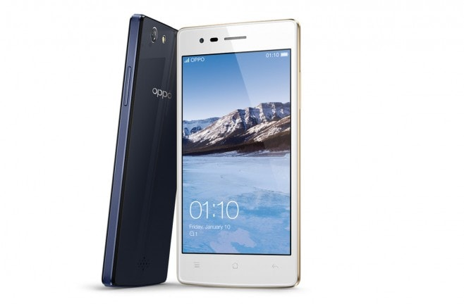 Oppo Neo 5s render ufficiale - 1