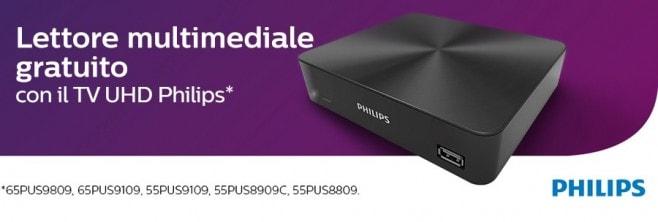 Philips UHD880 gratis