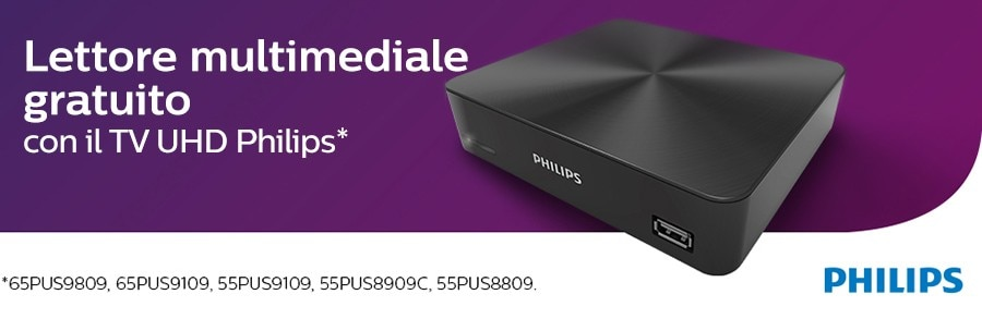 Philips UHD880 gratis