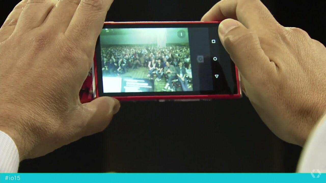 Project Ara: lo smartphone modulare in una prima dimostrazione dal vivo (foto e video)