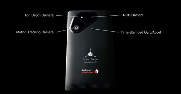 Project Tango Qualcomm