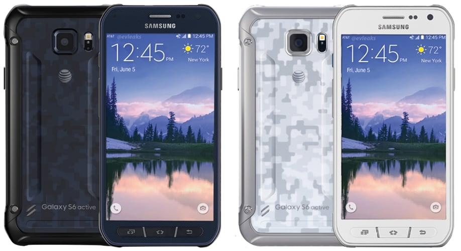 Galaxy S6 Active appare sul sito di Samsung