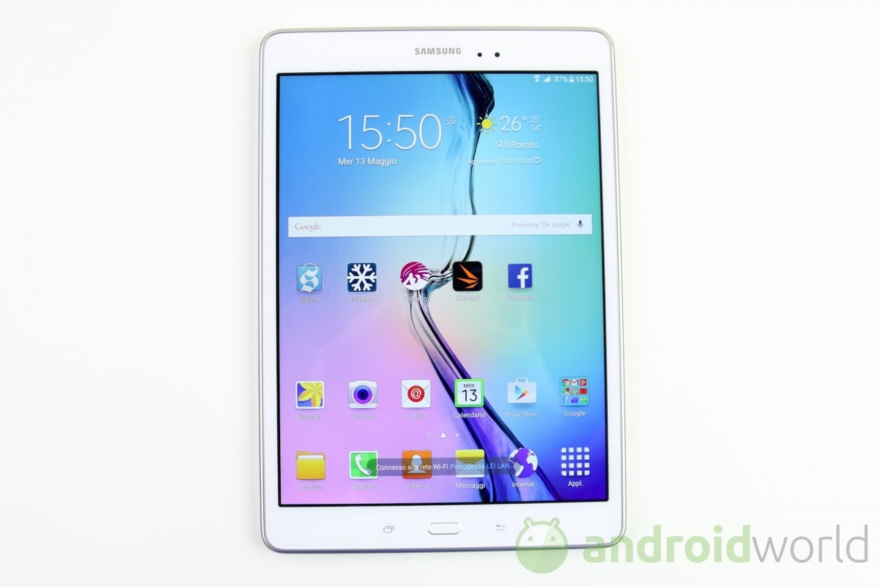 Samsung Galaxy Tab A  - 1