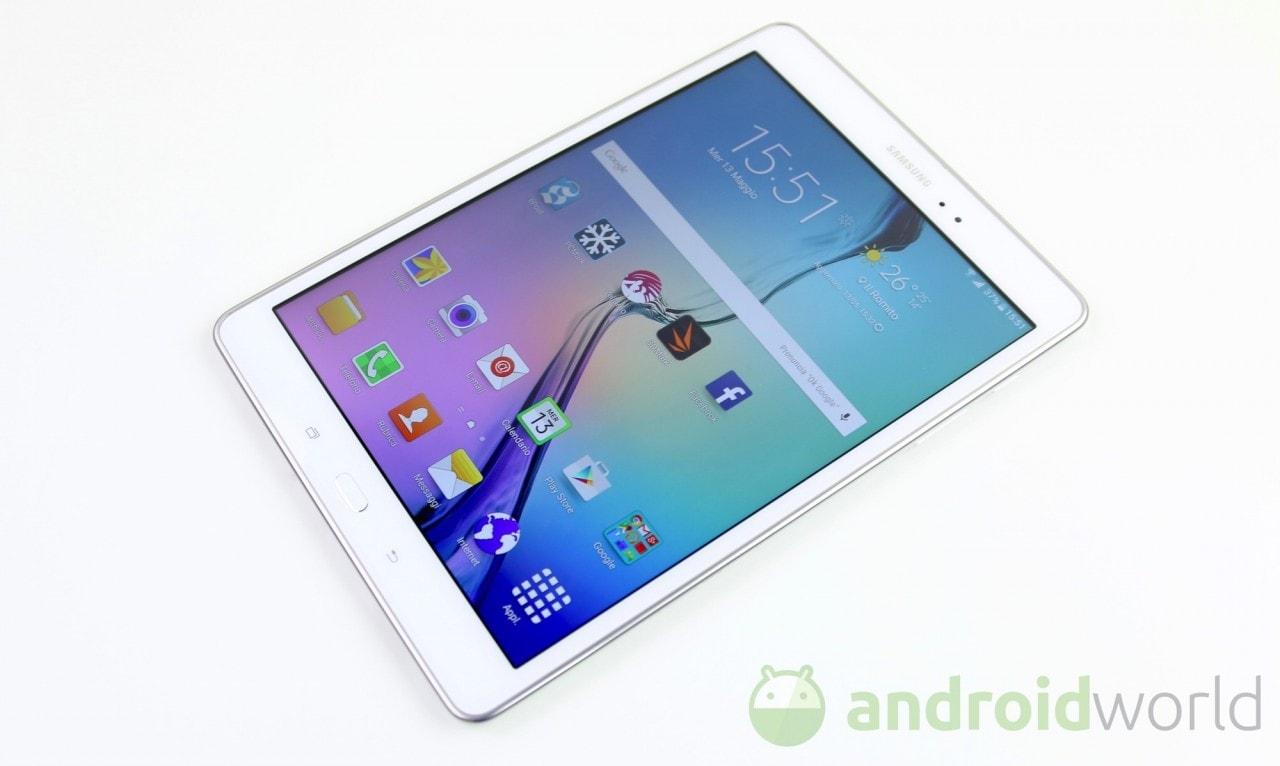 Samsung Galaxy Tab A  - 4