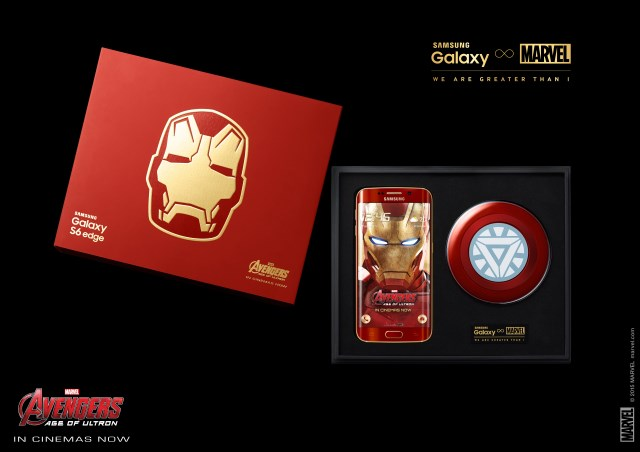 Samsung-Introduces-Galaxy-S6-edge-Iron-Man-Limited-Edition - 6