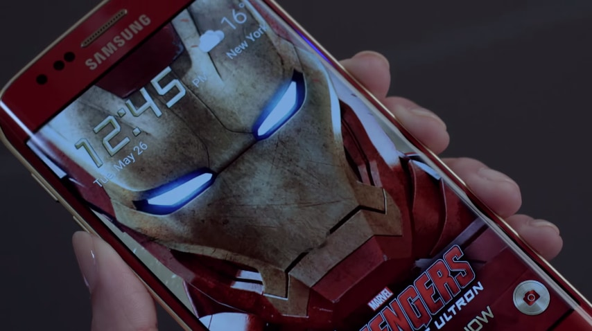 Ecco cosa si prova a spacchettare il Galaxy S6 edge di Iron Man (foto e video)