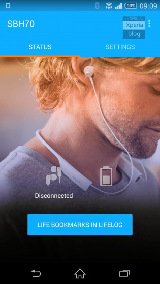 Sony SBH70 app 7
