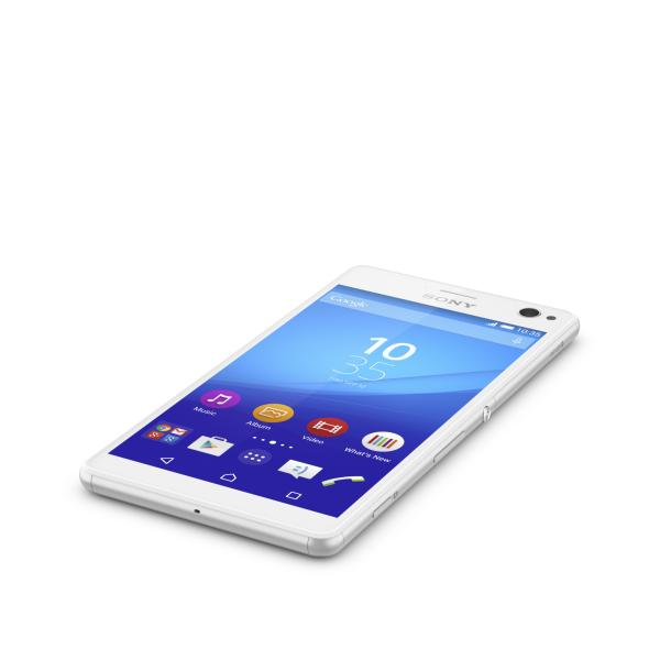 Sony Xperia C4 render ufficiale – 1