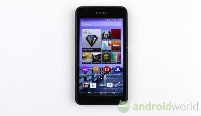 Sony Xperia E4g  - 3