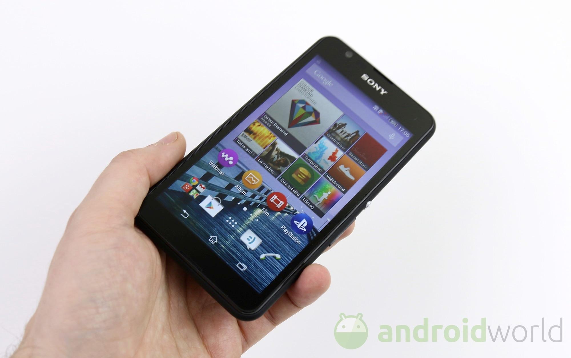Sony Xperia E4g  – 6