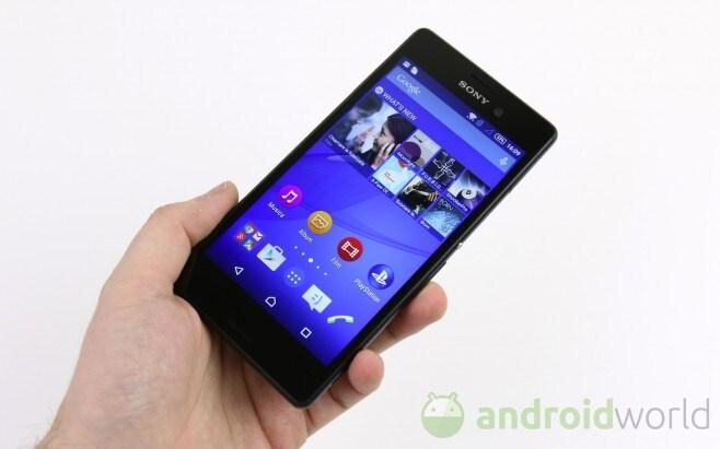 Sony Xperia M4 Aqua  - 10