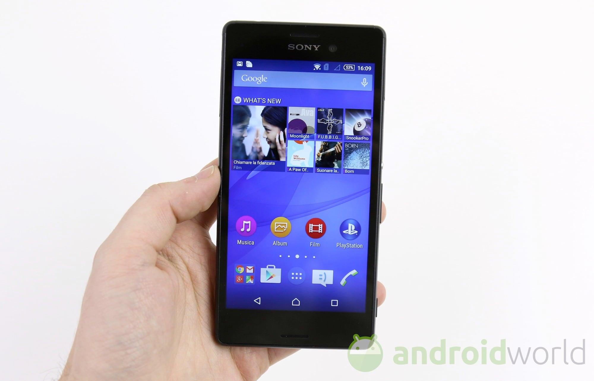 Sony Xperia M4 Aqua  – 9