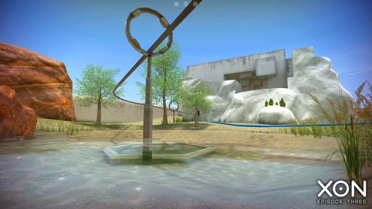 XON, un'avventura grafica ispirata a Myst e Riven in tre episodi (foto e video)