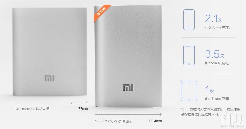 Xiaomi Powerbank – 2