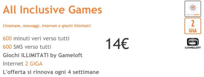 all inclusive games