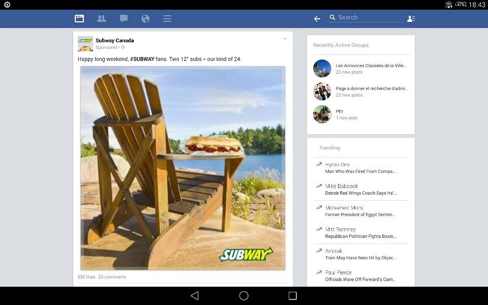 facebook tablet ui 1