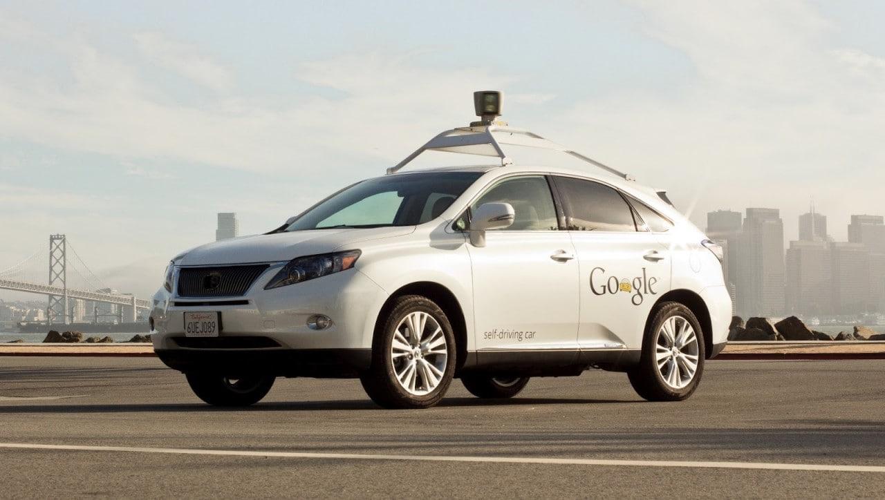 Le self driving car di Google piacciono anche alle assicurazioni