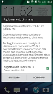 htc one m7 update