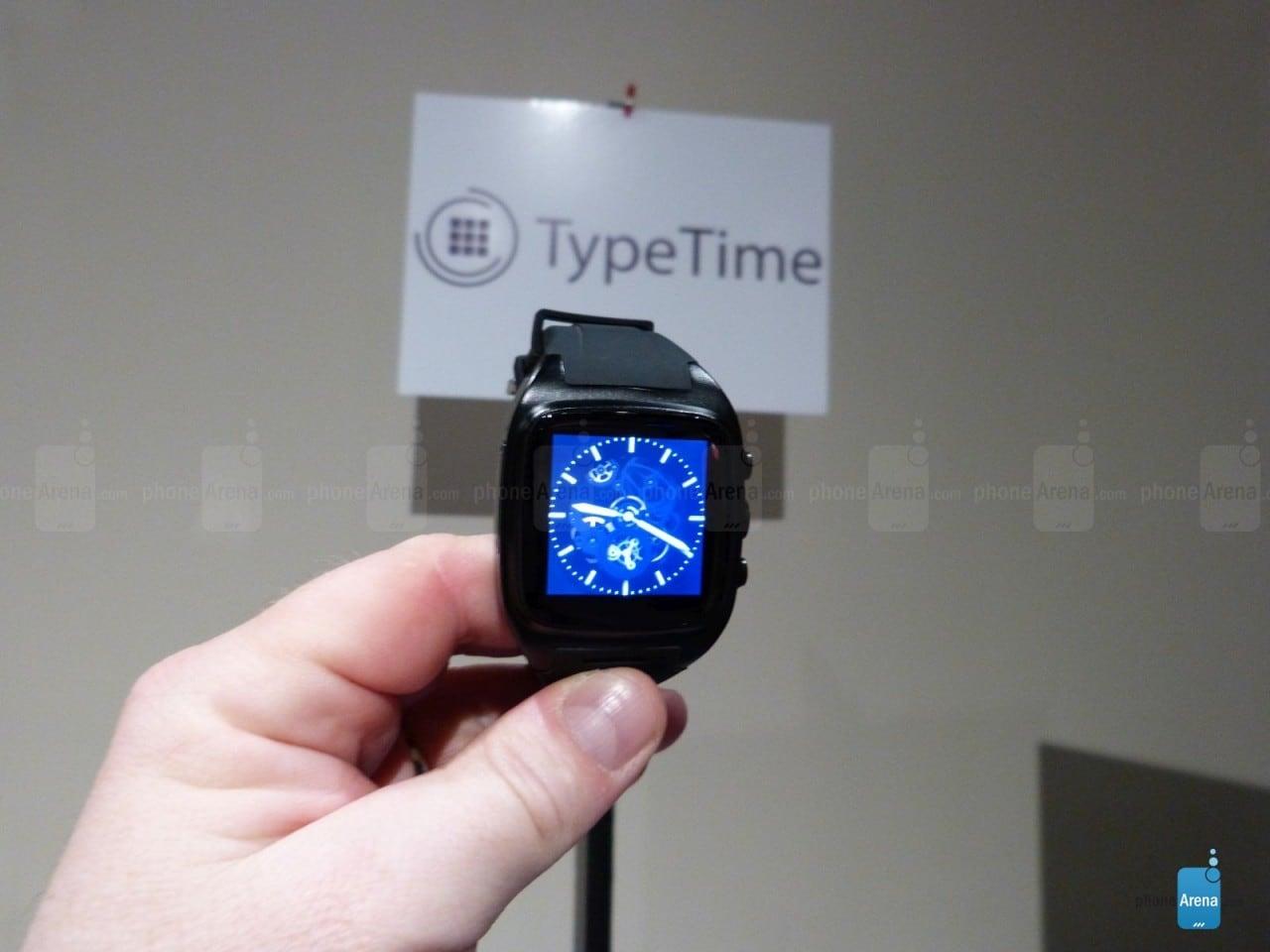 iType è lo smartwatch che vuole farvi digitare come su uno smartphone (video)