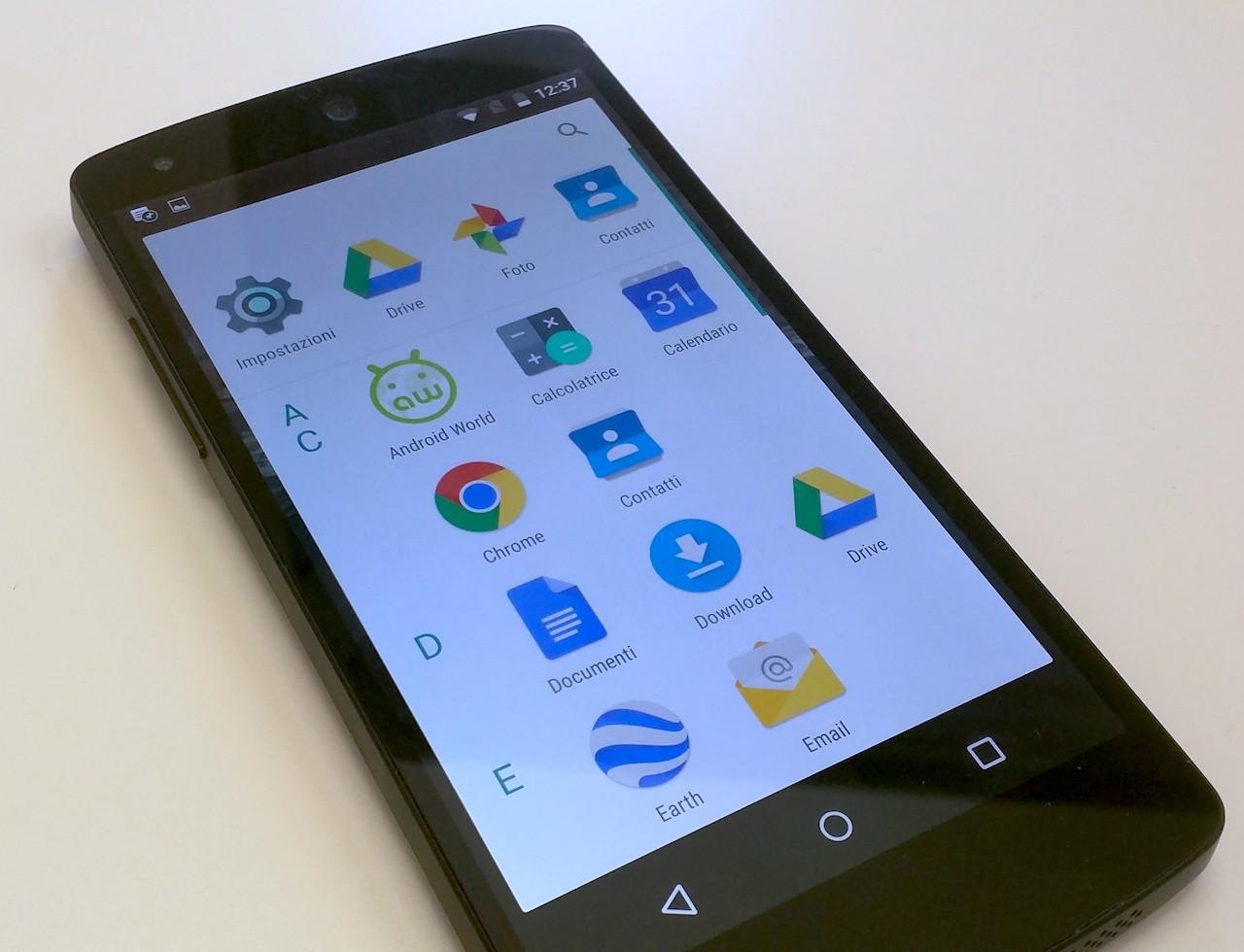 Provate il launcher di Android M, con la Google App 5.0! (foto e download apk)