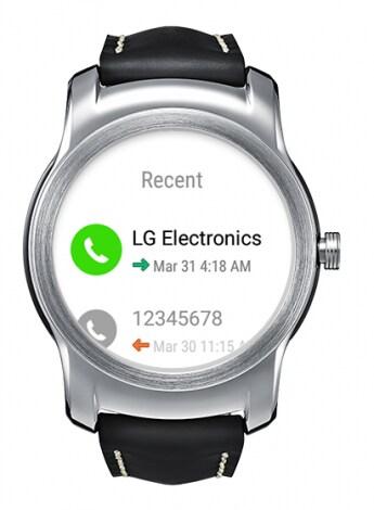 lg call 1