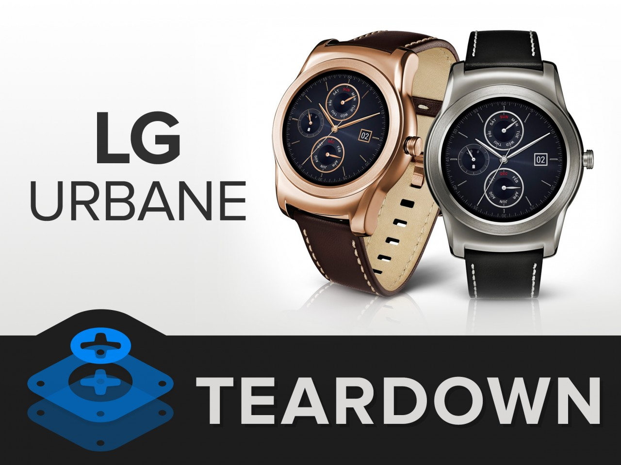 lg watch urbane teardown 1